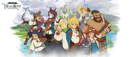 NI NO KUNI CROSS WORLDS APK Download for Android