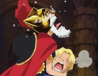 Pertemuan Luffy dan sabo, sabo dan luffy kembali bertemu, luffy sabo bertemu, kakak Luffy, sabo dan luffy bertemu di dressrosa
