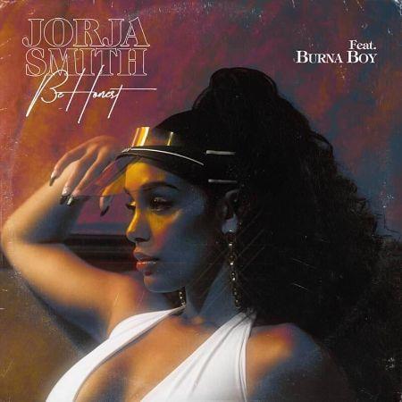 Jorja Smith Ft  Burna Boy - Be Honest Lyrics