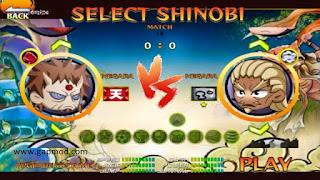Download Head Soccer Mod Naruto NSUNS 4 Android
