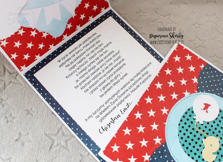 scrapbooking cardmaking handmade rękodzieło ręcznie robiona kartka kartki na urodziny z okazji siódmych urodzin siódme 7 dla chłopca dla chłopczyka dla dziecka błękitna akwarelowa z balonikiem chmury niebo niebiańska urodzinki dziecięca dla dziecka imieniny imieninowa roczek na roczek dziecka dla dziewczynki konik na biegunach z konikiem pierwsze urodzinki na pierwsze urodziny z okazji roczku pamiątka kartka w pudełku pudełko marynistyczna morska żeglarz mały