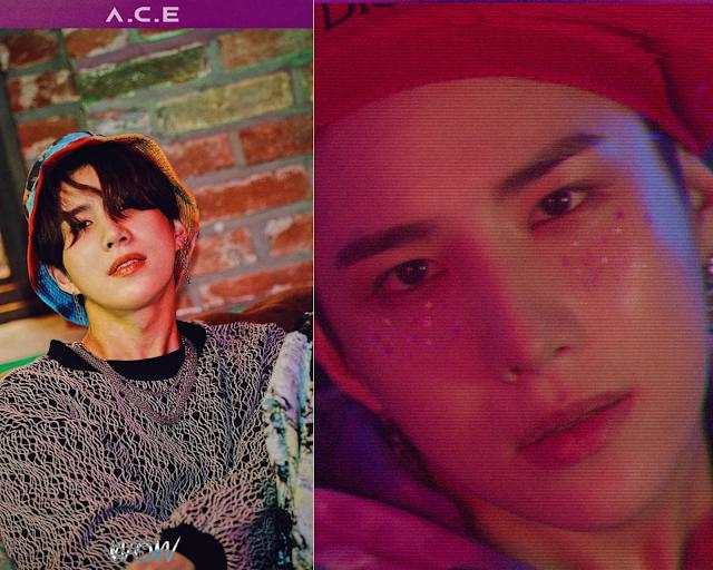"""alt=""""A.C.E's Project official concept teaser photo WOW"""