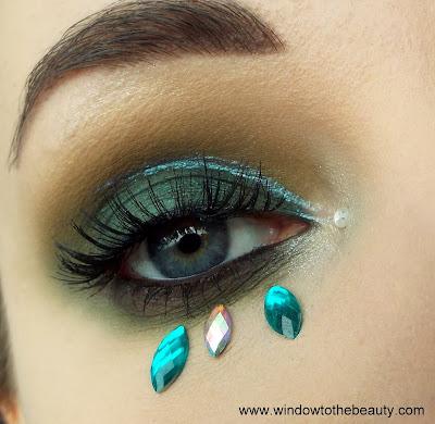 Morphe & Jaclyn Hill  Dark Magic Vault makeup