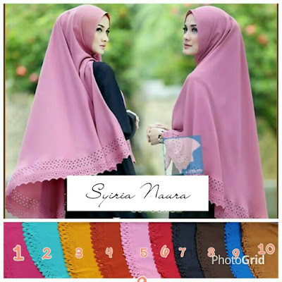 hijab syar'i online shop