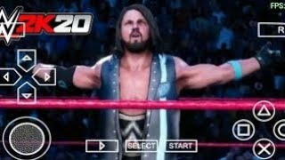 DOWNLOAD WWE 2K20 GAME FOR ANDROID
