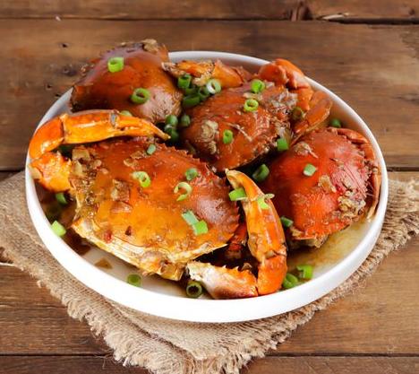 Resep Kepiting Asam Pedas Manis