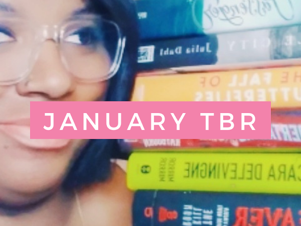 January 2021 TBR: What I Will Be Reading