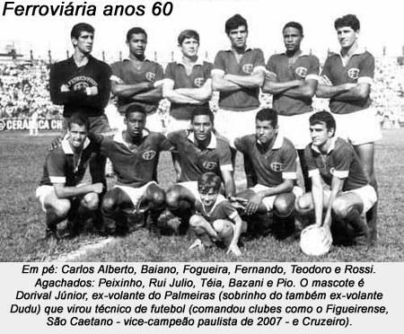 FERROVIÁRIA EM CAMPO  FERROVIÁRIA X COMERCIAL - UM CLÁSSICO ... 12ef7962ceff2