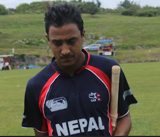 Biography of Paras Khadka