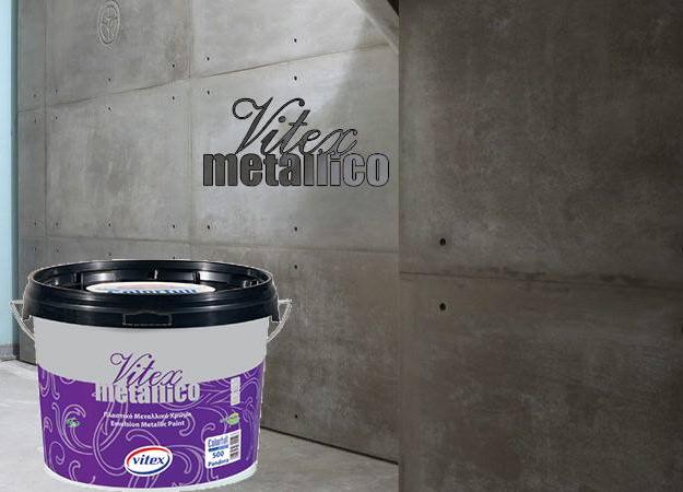 Vitex Metallico