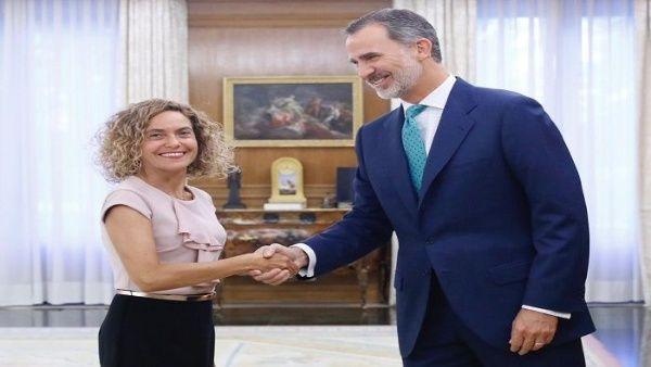Rey de España llama a consultas a partidos políticos para formar Gobierno