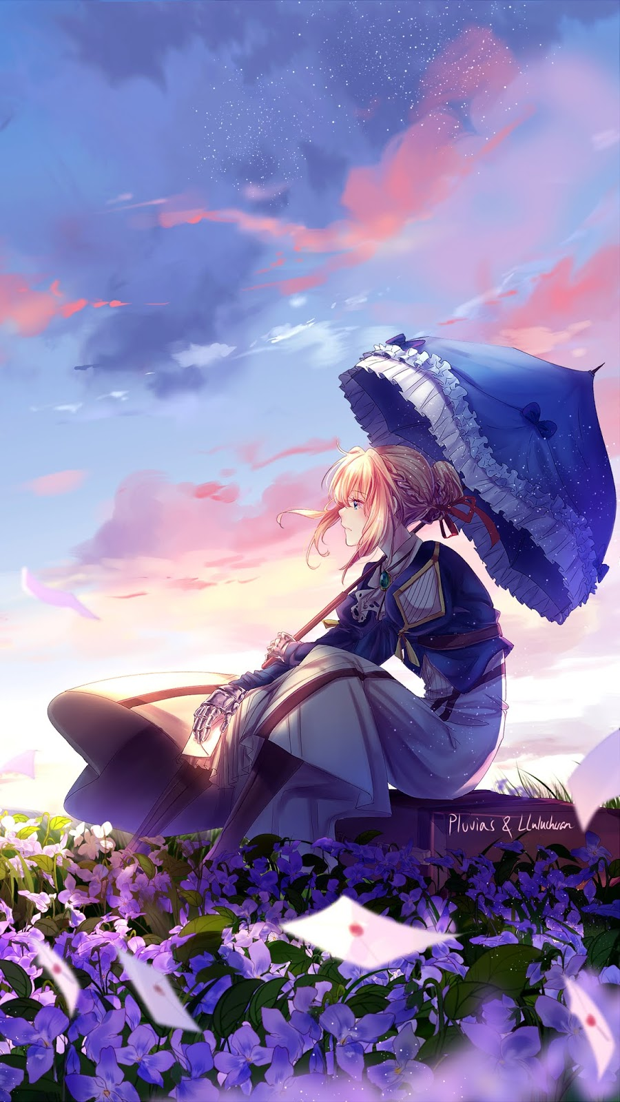Wallpapers 4k para Celular: Violet Evergarden