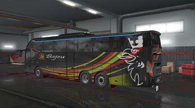 Mod BUS LAKSANA ALL New Legacy SR2 HD Prime K410