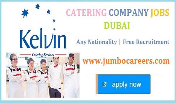 catering jobs dubai, hotel management jobs dubai 2021