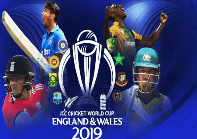 Cricket World Cup 2019 Teams Strength