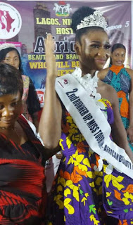 Tourism Could Be The New Oil In Nigeria In 2021 : Miss Tourism Africa Beauty and Brain 2020/2021 Prays