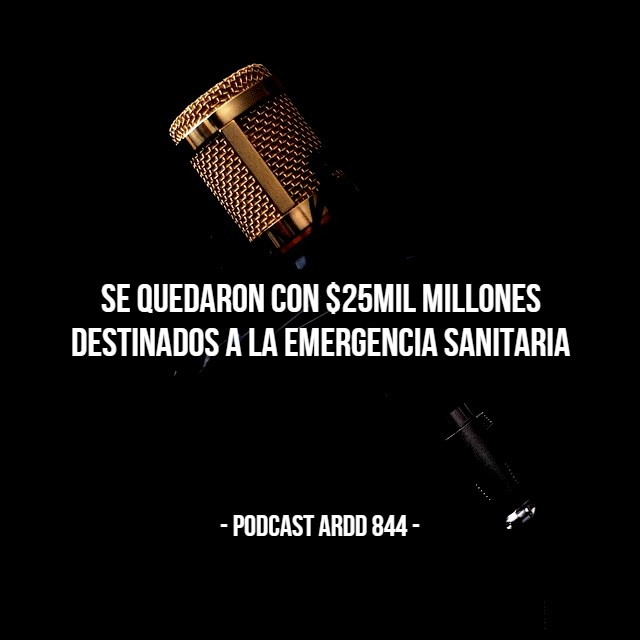 Podcast ARDD 844