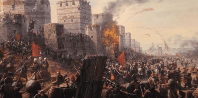 Nika Riots, Constantinople