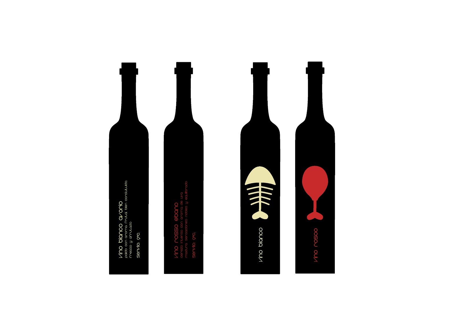 Logos De Botellas Pictures To Pin On Pinterest