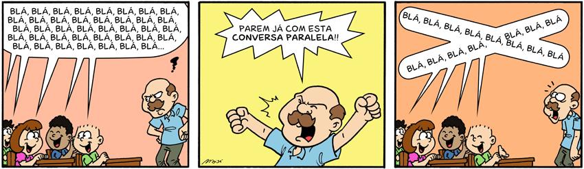 conversa paralela