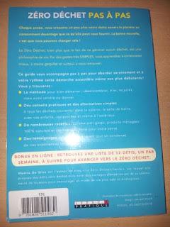 livre zéro déchet pas à pas compost recyclage emballages plastique vrac verre gestes recettes astuces témoignages