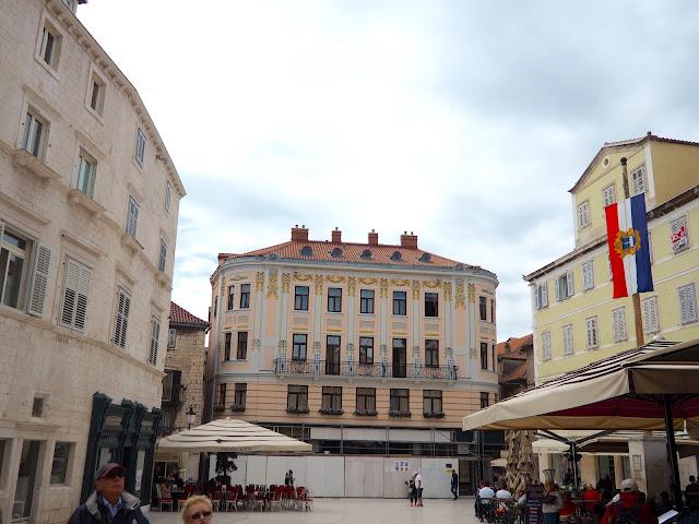 Pjaca, People's Square, Split, Croatia