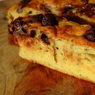 Recettes fit: pudding banane-chocolat sans sucres ajoutés
