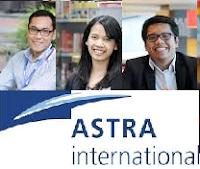 Lowongan Kerja Fresh Graduate/ Berpengalaman (Profesional) PT. Astra International Tbk Desember 2016