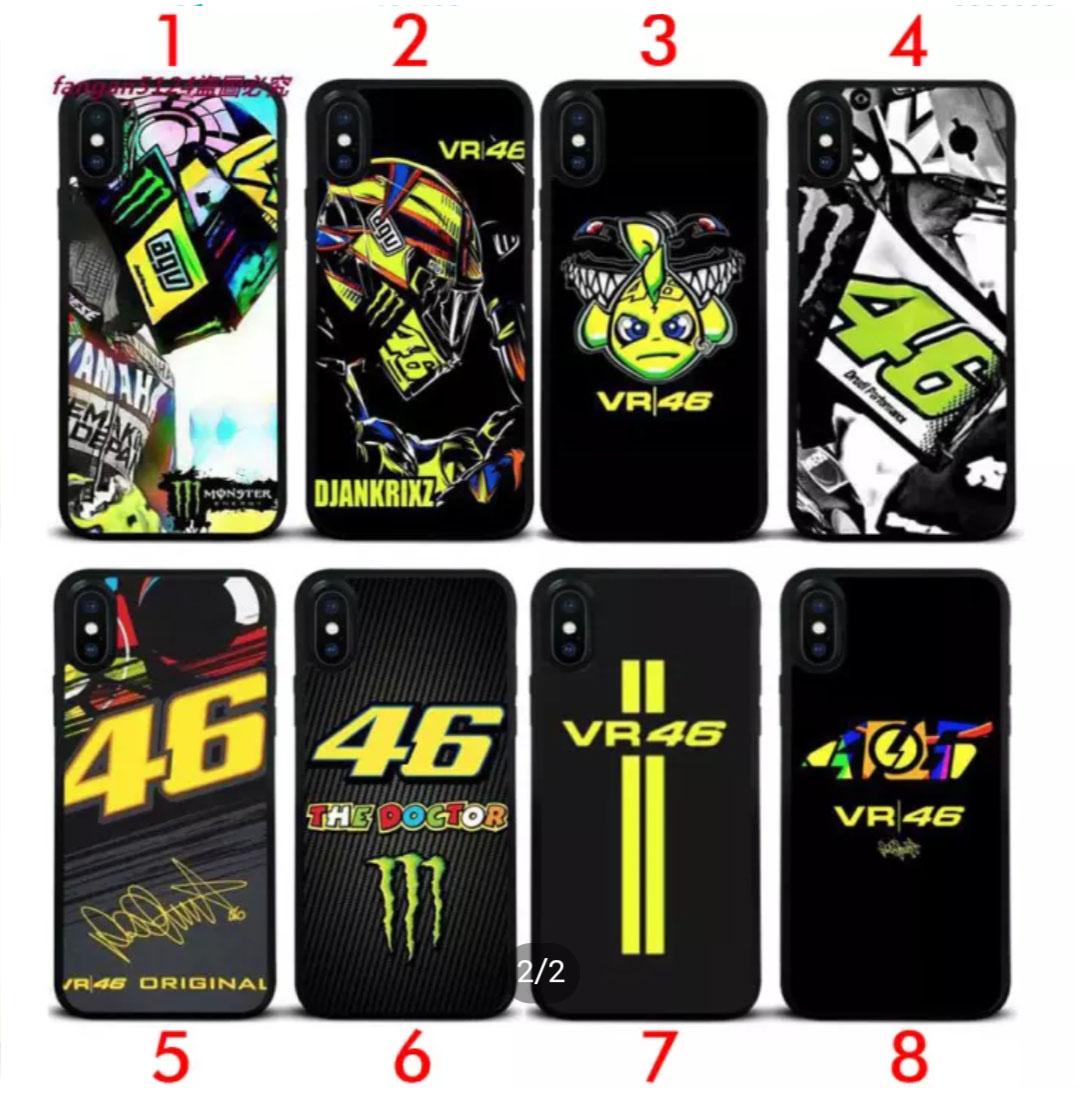 case the doctor vr46