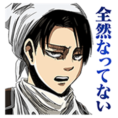 Attack on Titan: Levi Special