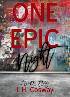 One Epic Night by LH Cosway