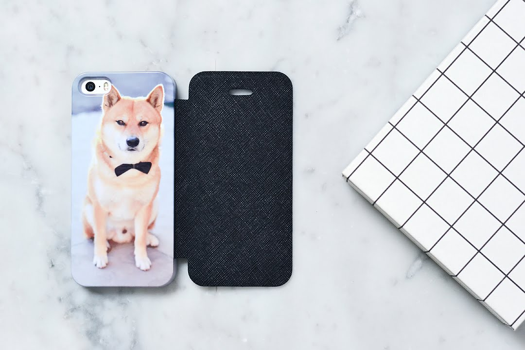 Go customized, iphone case, wallet case, shiba inu, dog, minimal, trend, belgian fashion blogger, belgische mode blogger