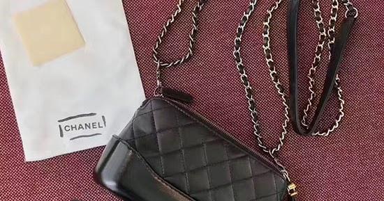 b5c779c4a07d Chanel Gabrielle Clutch With Chain Bag A94505   Chanel Shoulder Bags Sale