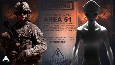 L'evento storm Area 51 e stato Rimosso da Facebook '