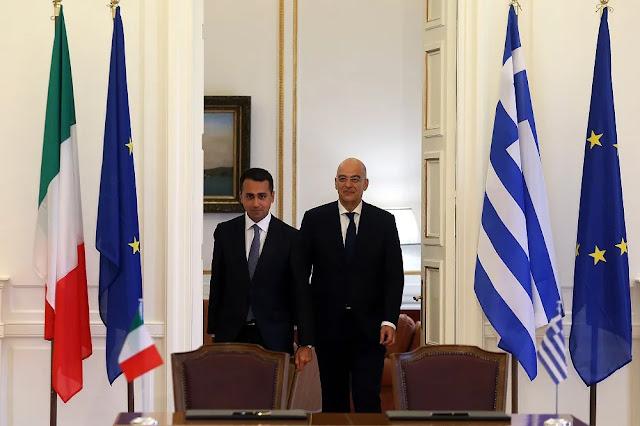 Η Ελλάδα αποφάσισε να πάει την Τουρκία σε μια άλλη Χάγη μέσω Ιταλίας;