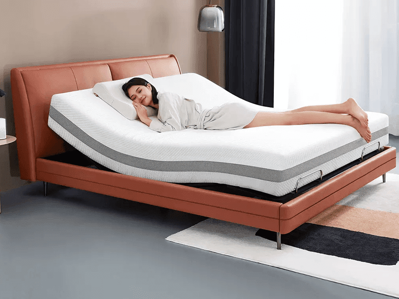 Xiaomi 8H Milan Smart Electric Bed Pro with voice control launched!
