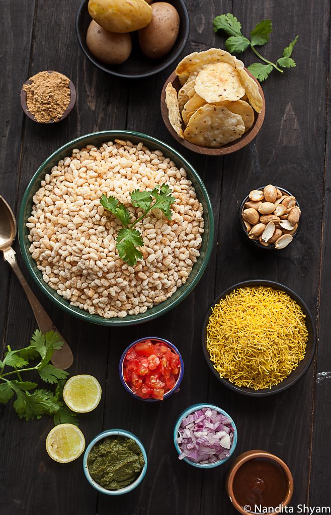 Indian-fast-food-ingredients