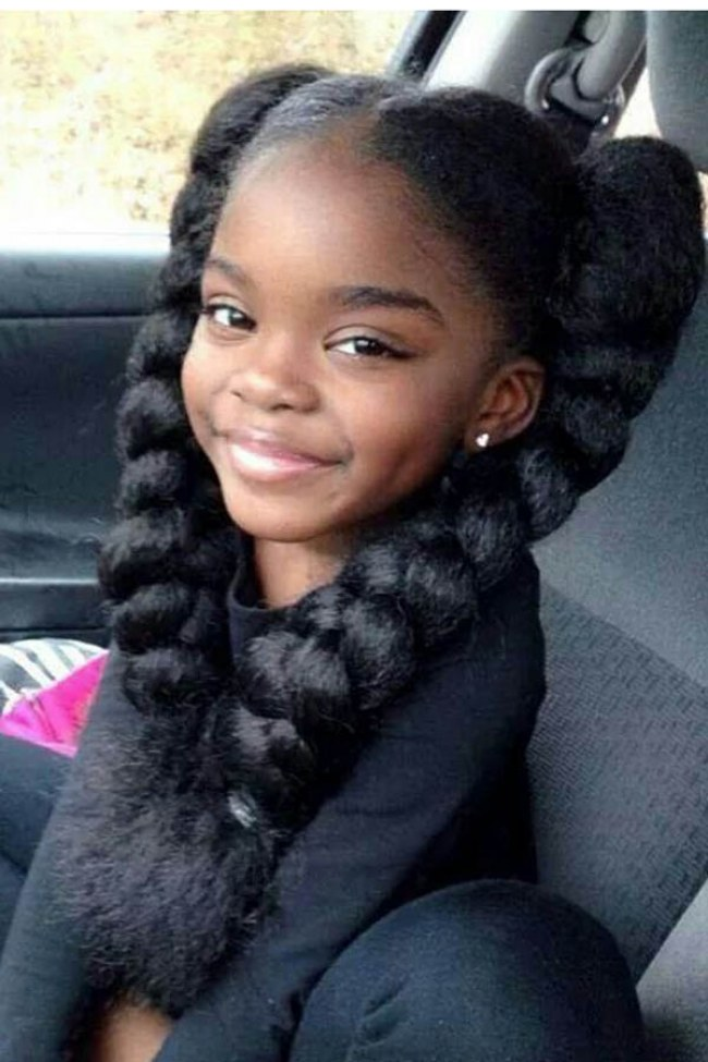 New African American Kids Hairstyles 2016
