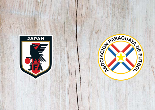 Japan vs Paraguay - Highlights 5 September 2019