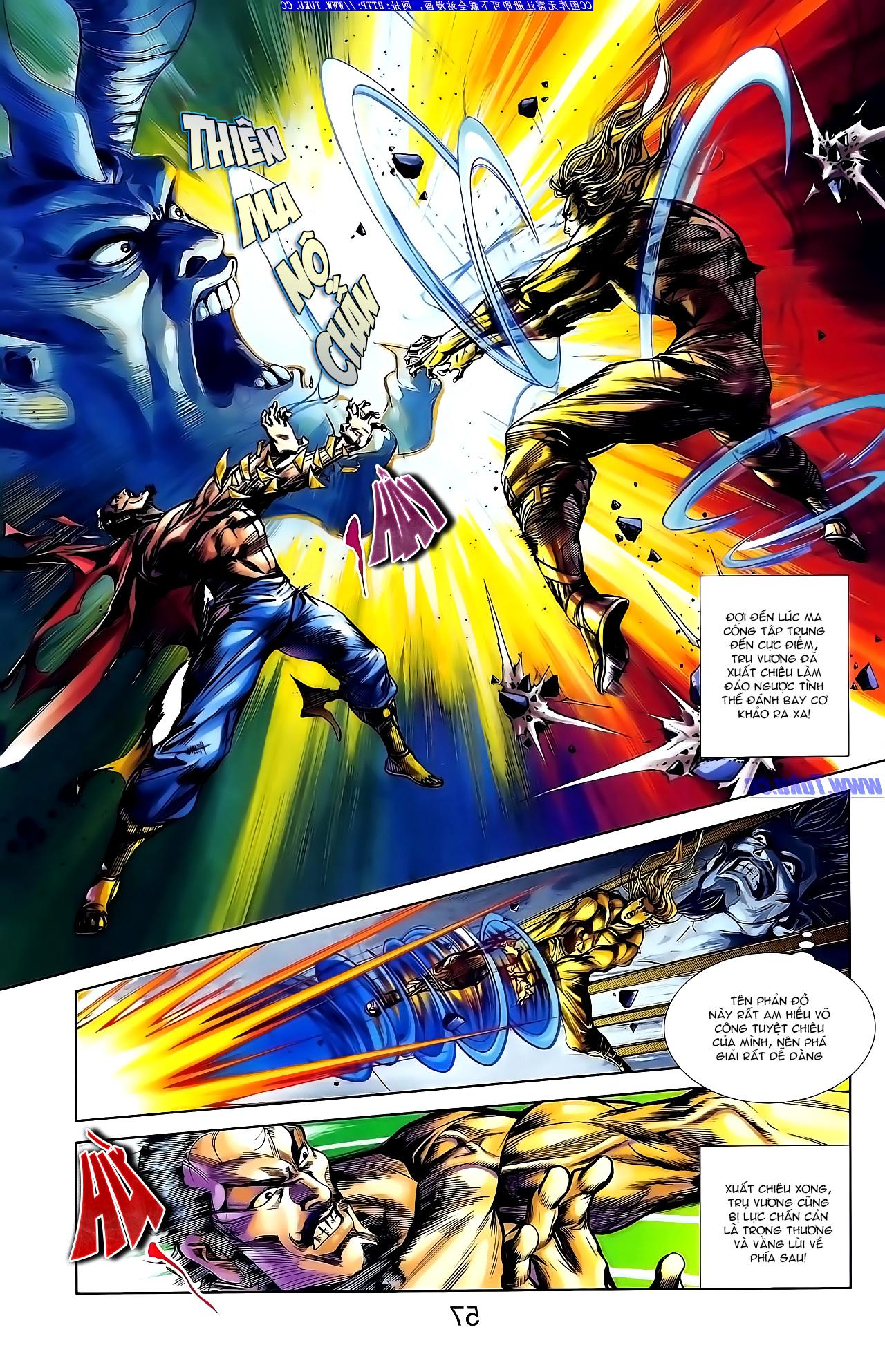 Cơ Phát Khai Chu Bản chapter 147 trang 13