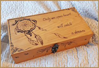 Dreamcatcher box