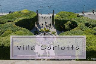 Villa Carlotta cosa vedere - camper