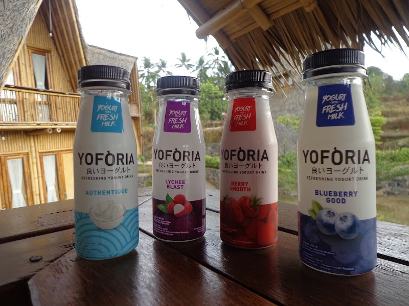 Yoforia, Yogurt yang Segar dan Menyehatkan