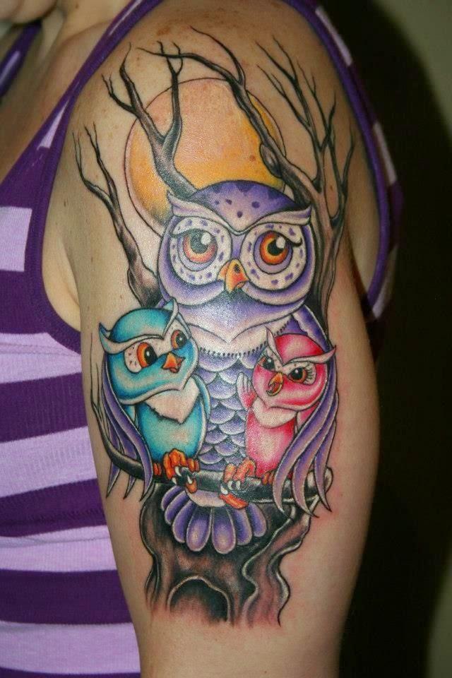 Tatuajes De Lunas Para Chicas Significado Y Simbolismo Belagoria