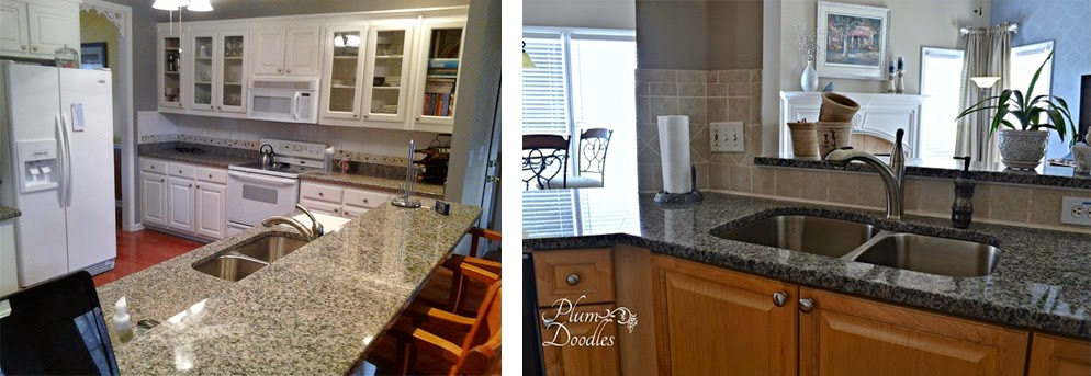 Cabinets And Countertop Selections A Maryland Matisse