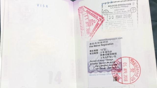 Cara Buat Visa Waiver Jepang , Gampang Banget!