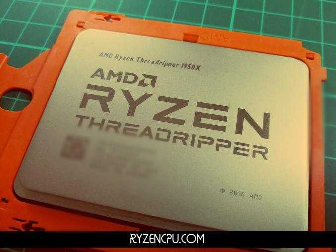 Threadripper 1920X