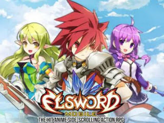 Elsword Evolution Rilis Sepenuhnya di Android