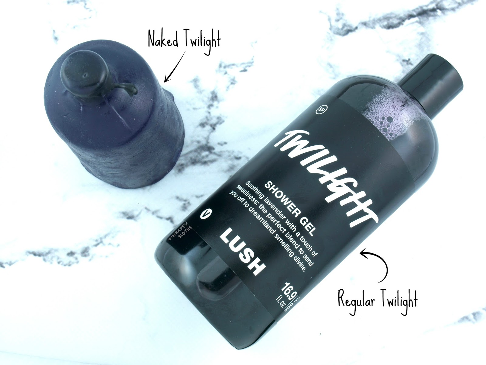 Lush Naked Twilight Shower Gel: Review