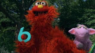 Murray Ovejita number 6 Sesame Street Episode 4308 Don't Wake the Baby